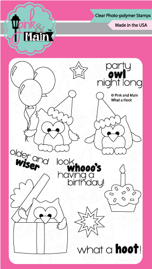 What A Hoot - Stamp Set