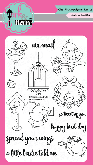 Airmail - Stamp Set