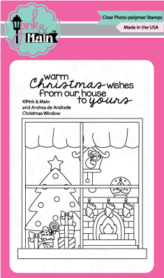 Christmas Window - Stamp Set