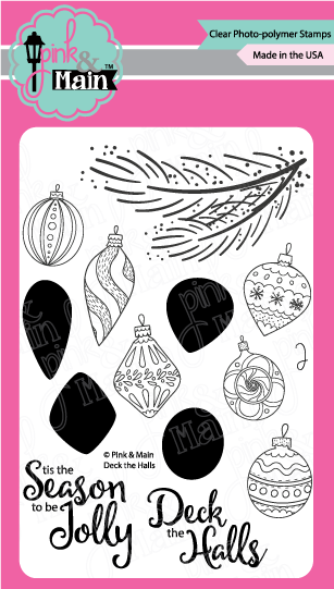 Deck The Halls - Stamp Set