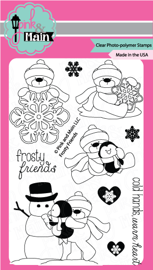 Frosty Friends - Stamp Set