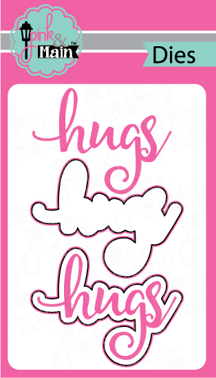 Hugs - Die Set