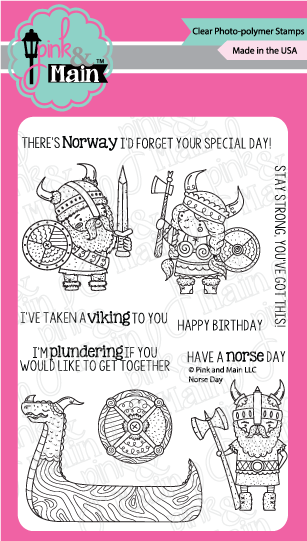 Norse Day - Stamp Set