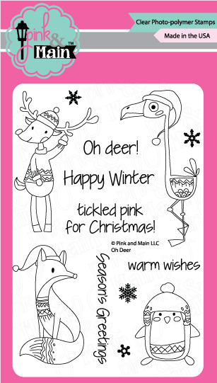 Oh Deer - Stamp Set