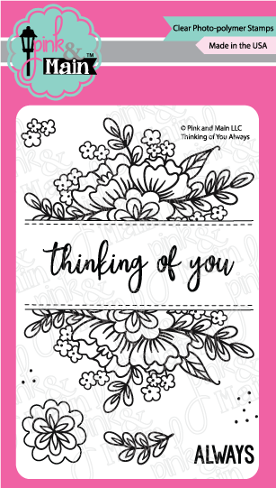 Thinking of You - Stamp Set
